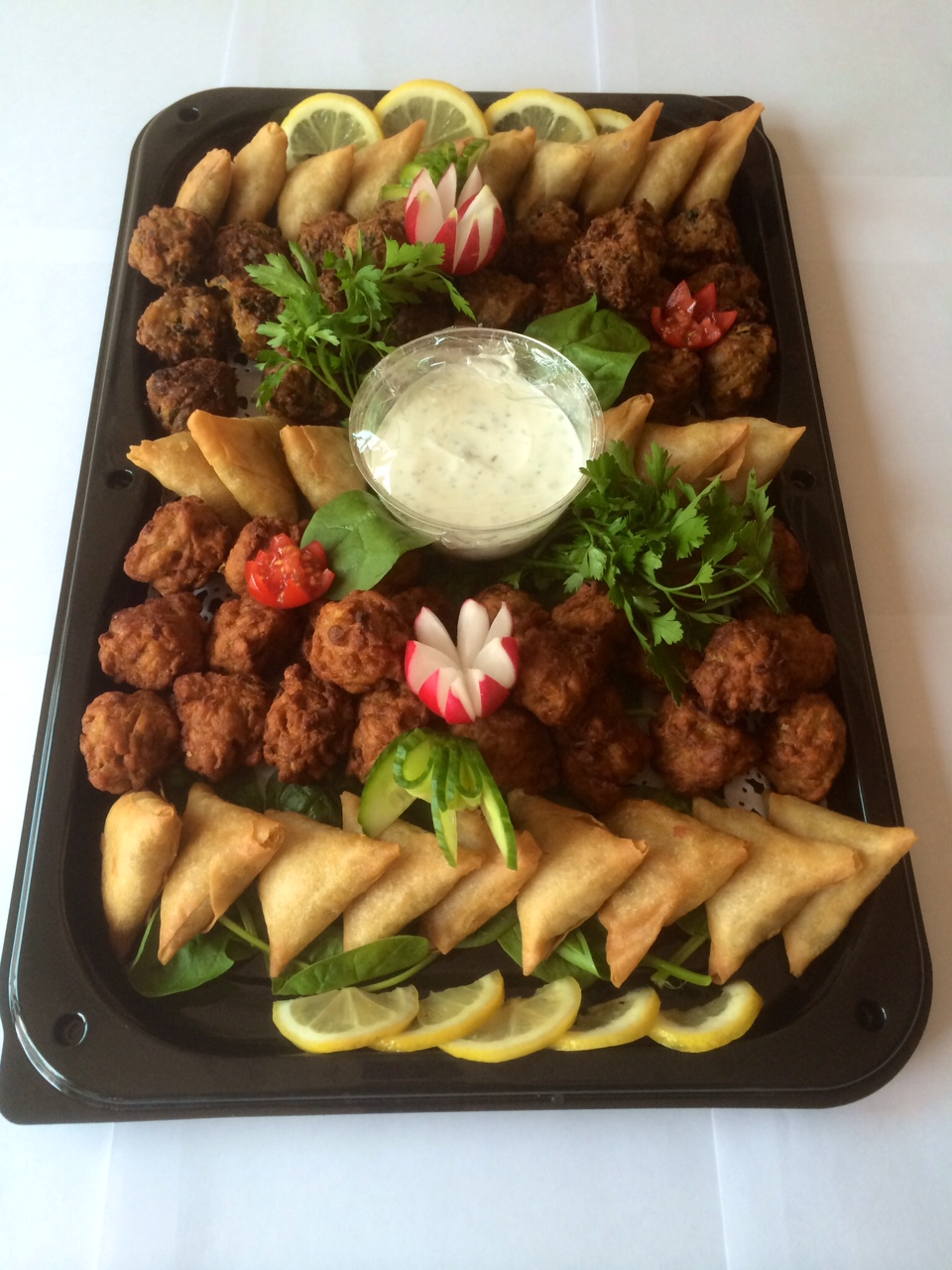 Indian Platter Lay And Leave Buffets