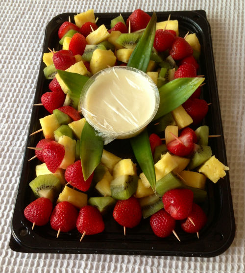 Mini Fresh Fruit