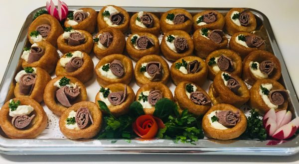 Mini Roast Beef Yorkshires
