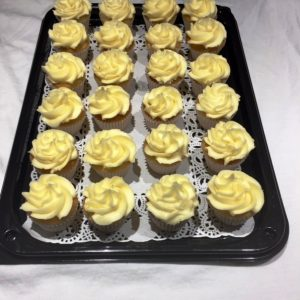 Home Baked Mini Cupcakes