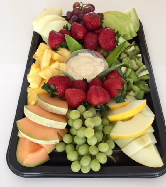 Large Fresh Fruit Platter